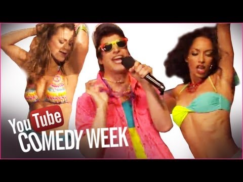 The Lonely Island - The Big Live Comedy Show Highlights - YouTube Comedy Week