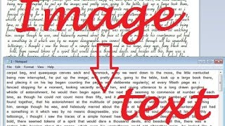 Convert a Image to Text ,Dxt ,Word With 100% accuracy (FOR ALL INDIA TYPING JOB) !!, 100% Payment