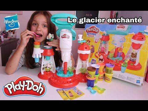 P/âte /à Modeler Le Glacier Enchant/é E1935 Play-Doh