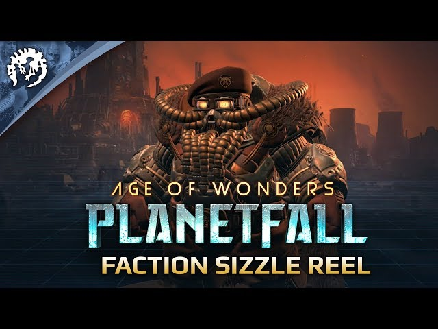 Age of Wonders: Planetfall Faction Sizzle Reel