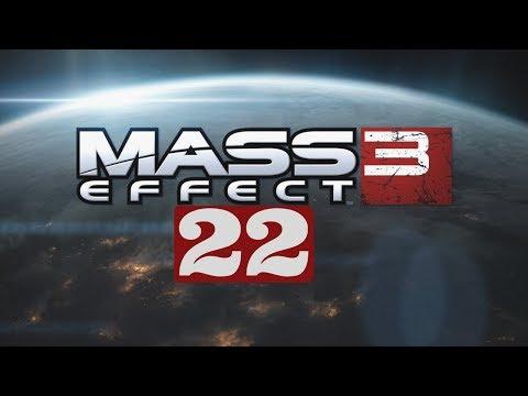 Mass Effect 3 , Адепт/Безумие, 22 серия, ч.1 : Дредноут гетов