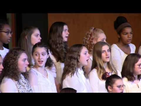 QVMS Christmas Choral Concert 2016