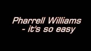 Nike commercial - Pharrell Williams - it's so easy.  Full ( 5.1) thumbnail