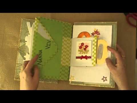 Birthday Card Book Youtube