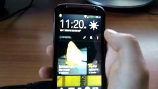 Sense 5 on  HTC Sensation