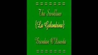 The Swallow - {La Golondrina} - Brendan O