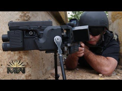 Gun That Shoots Around Corners ⚔️ Israeli CornerShot [Review]