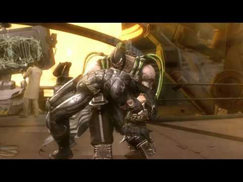 Injustice: Gods Among Us - Injustice Battle Arena - Batman vs. Bane