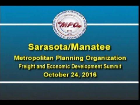 Sarasota/Manatee MPO Freight Summit