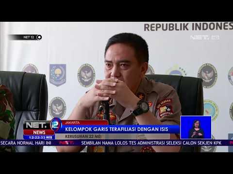 "Polisi Tangkap 2 Tersangka Anggota ""Garis"" NET12"