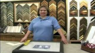 All About Picture Framing : Determine What Size Frame You