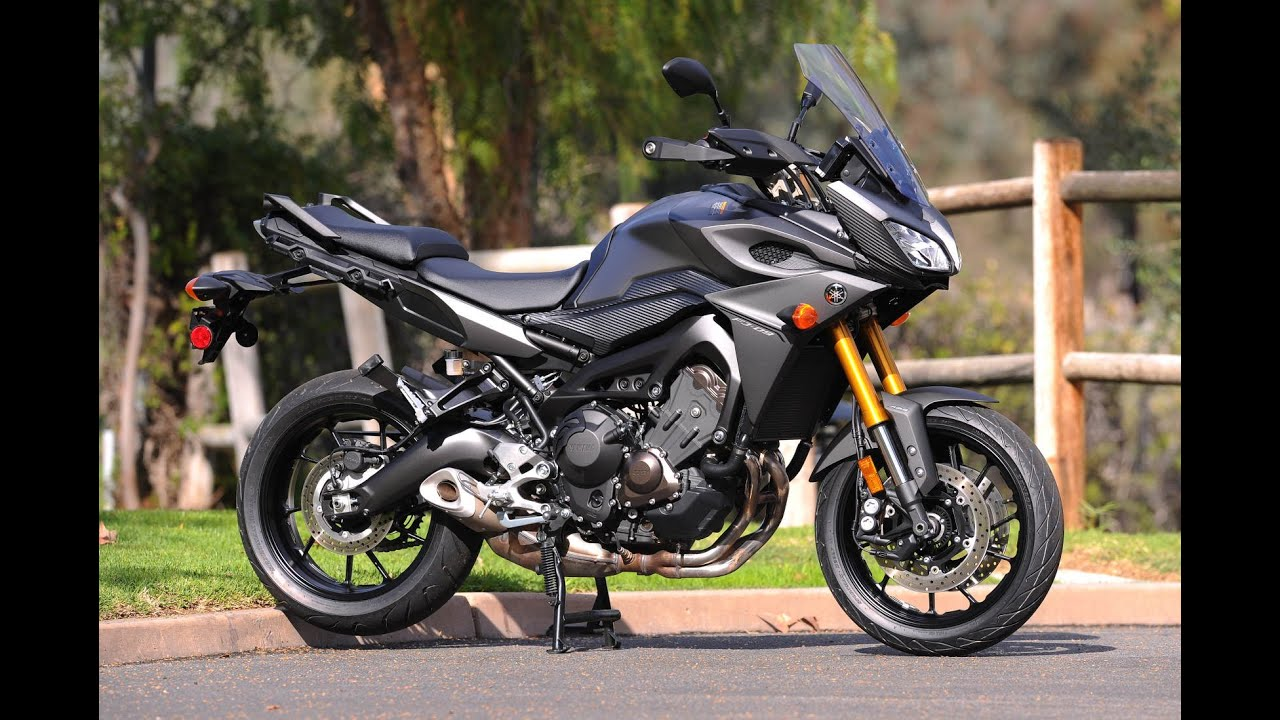 yamaha fj 09 mt 09 tracer initial review youtube. Black Bedroom Furniture Sets. Home Design Ideas