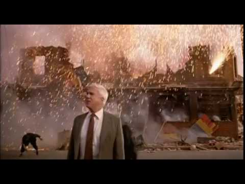 Congratulate, what naked gun nothing to see here