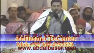 فيديو رافت حسين فى باكستان   نفس طوييييل جدااااا
