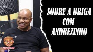 ANDERSON LEONARDO FALA SOBRE SAÍDA DE ANDREZINHO   Cortes do Pagodeiro