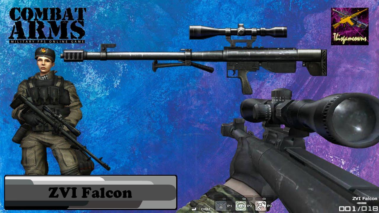 Combat Arms  ZVI Falcon Gamepl...