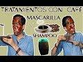 TRATAMIENTOS NATURALES CON CAFÉ | MASCARILLA PIEL GRASA | SHAMPOO BOMBA DE CAFÉ