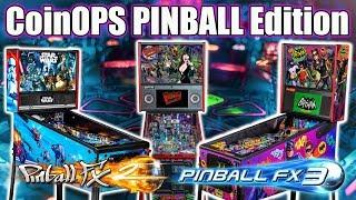 Pinball Eidtion CoinOPS - FLIPANTE ESTA COLECCIÓN !!!