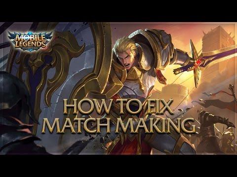 mobile legends matchmaking unfair