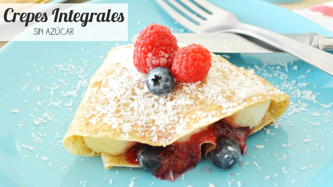 Un desayuno sin azucar