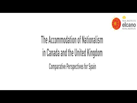 André Lecours. The Accommodation of Nationalism in Canada and the United Kingdom