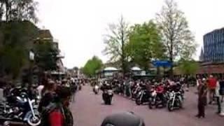 Motor tour RMS-dag 25 april 2007