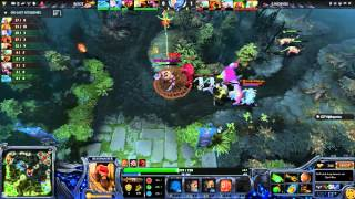 Dota 2 : Elite Wolves vs Root Gaming (Game 3) (Starladder/i-League) - Cast : Imperius/Lucky