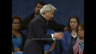 Benny Hinn - The Secret to Victory