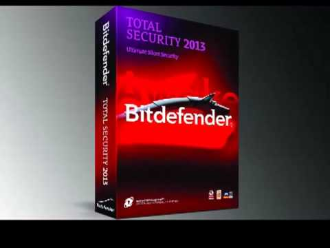 BitDefender Total security 2013 Free Download