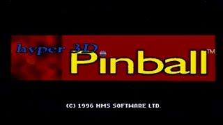 Hyper 3D Pinball Longplay Sega Saturn