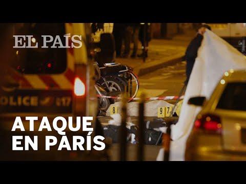 Un muerto en el centro de París tras un ataque con cuchillo a varios peatones La fiscalía investi...