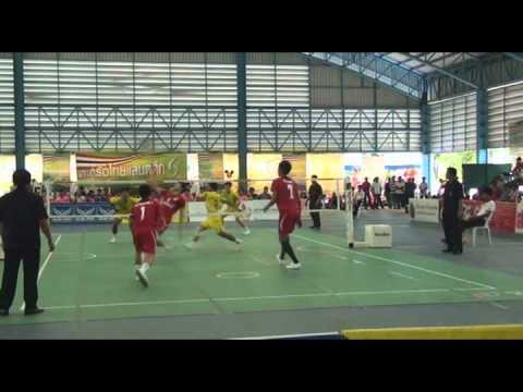 ตะกร้อไทยแลนด์ลีก กทม vs ราชบุรี