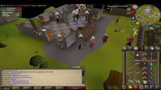[Magic Mauler Pk Video 5] OSRS PvP World and BH PKing and Rushing