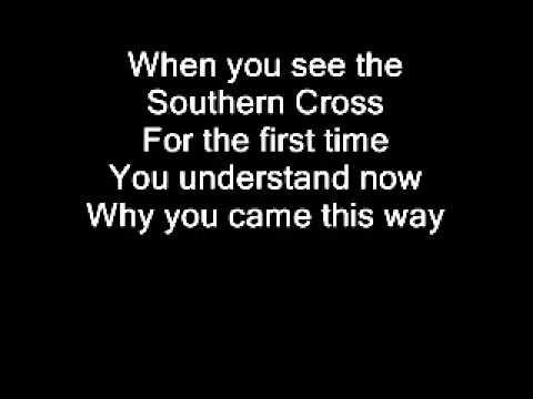 Southern Cross-Crosby Stills And Nash Lyrics