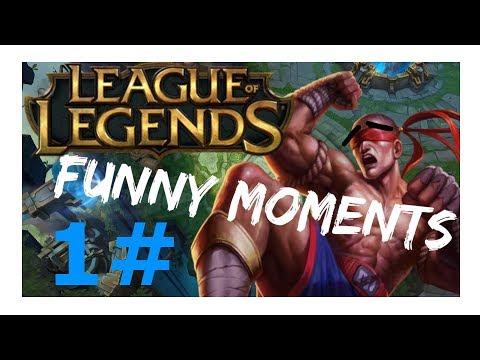 """1st time """"Nexus Blitz mode"""" fail / League of Legends Funny Moments / Bronze Duo"""