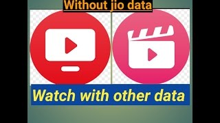 Watch jio TV and cinema without jio data in hindi( tips and tricks)