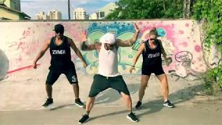 Scooby Doo Papa - DJ Kass (DJ Cobra Remix) - Marlon Alves Dance MAs - Zumba Video
