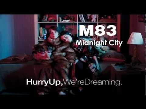 M83 - Midnight City Lyrics