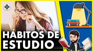 Cómo Estudiar Mejor • Los Mejores Hábitos de Estudio