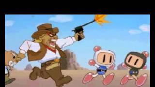 Saturn Bomberman - Intro Cutscene - User video