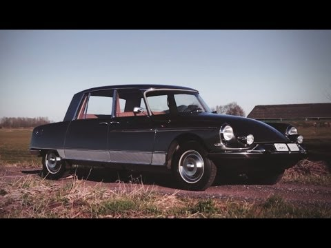Citroën DS19 Chapron Majesty Spécial - Classic review