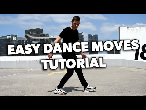 Easy Dance Moves For Beginners (Easy Footwork Tutorial 2020)