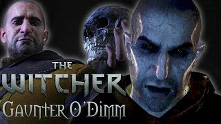 Who is Gaunter O'Dimm Really? Witcher Lore - Witcher Theories - Witcher Mythology