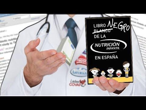 EL LIBRO NO TAN BLANCO DE LA NUTRICIÓN INFANTIL EN ESPAÑA