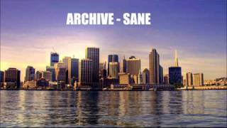 Archive | Sane
