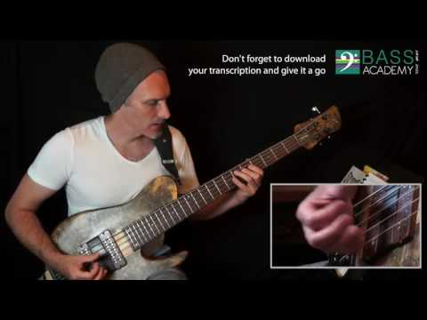 Bass Line Transcriptions: 'Never Can Say Goodbye' - Featuring Bassist, Tony Newton