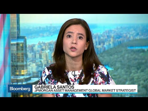 JPM's Santos Sees Trend for Stocks to Move Higher