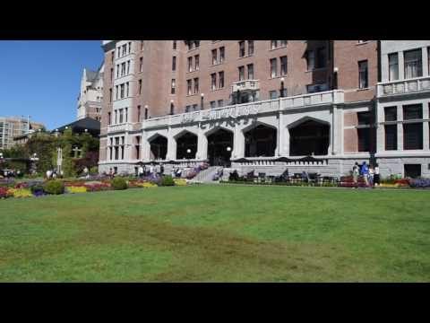 Empress Hotel Afternoon Tea | Victoria BC
