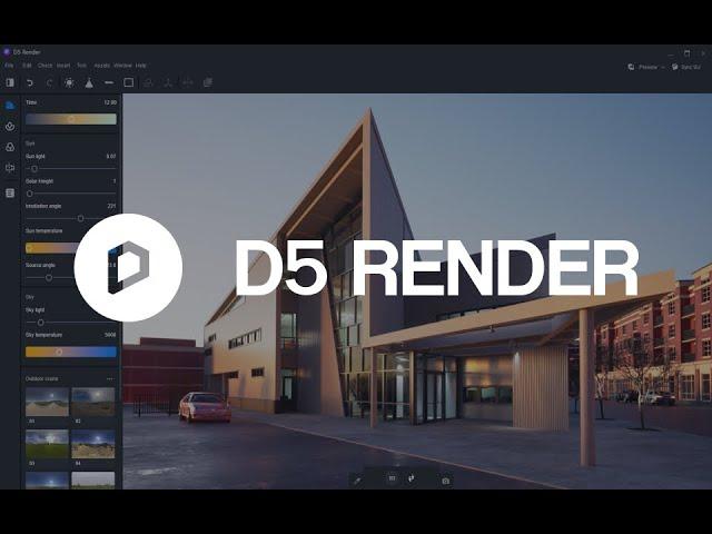 D5 Render Trailer