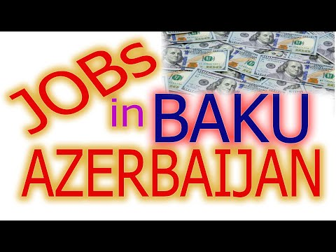 JOBS IN BAKU AZERBAIJAN WORK PERMIT BUSINESS IN BAKU AZERBAIJAN +994708175447